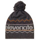 Elevenate Nordic Beanie charcoal